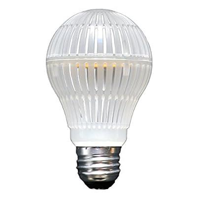 Lighting Science FG-02639 Durabulb 60W Equivalent Soft White A19 Led Light Bulb (20 Pack) Impact Resistant LED Light Bulb
