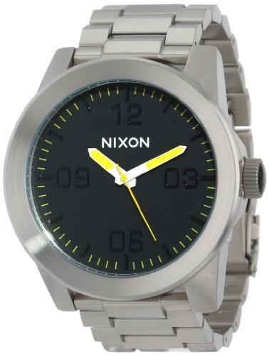 Nixon Unisex The Corporal SS Grand Prix Watch