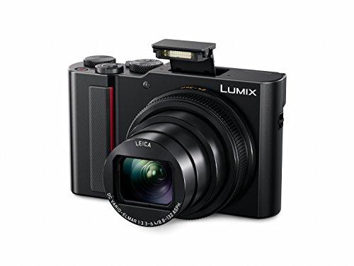 Panasonic LUMIX DC-TZ202EG-K Travelzoom Kamera