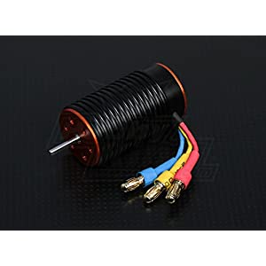 TrackStar 1/18th Scale 12T Brushless power System (5050kv)
