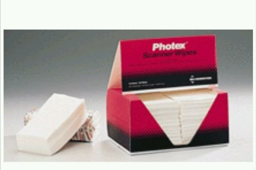 Photex Scanner Wipes 9'' x 13'' (Case of 400 wipes)