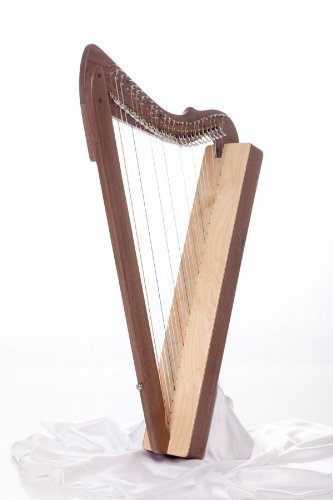 Special Edition Fullsicle Harp w/ Book & DVD - Walnut by Harpsicle Harps