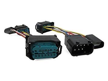 amazon com plug and play wiring harness adapter 2004 2007 bmw e60 rh amazon com bmw e46 wiring harness adapter Car Radio Wiring Harness Adapter
