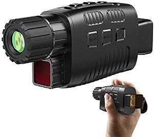 JStoon Night Vision Monocular Infrared Night Vision Scope
