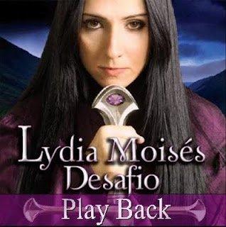 cd lydia moises desafio play back