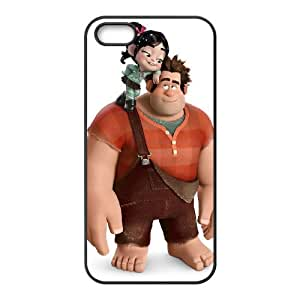Wreck It Ralph iPhone 5 5s Cell Phone Case Black as a gift F7910822