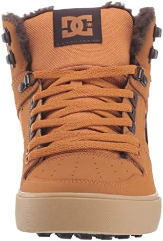 DC Men s Pure High-top Wc Wnt Skate Shoe