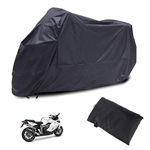 Price comparison product image Dust Bike Motorcycle Cover XXL Waterproof Outdoor Rain UV Protector Motorbike