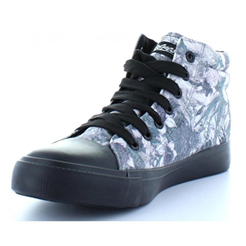 Flor Negro 61635 Bottines Refresh Pour Femme 7qxwI70X8