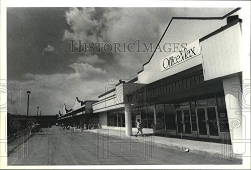 (Vintage Photos 1990 Press Photo Office Max Store, Colonie, New York - tua19498)