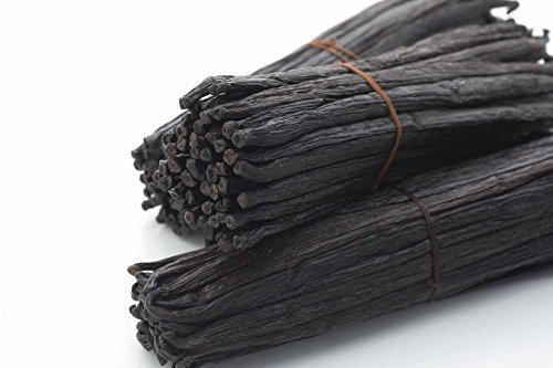 Madagascar Vanilla Beans. Whole Grade A Vanilla Pods for Vanilla Extract and Baking (10 Beans) by Vanilla Bean Kings (Image #5)