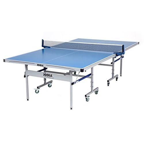 JOOLA NOVA DX Indoor/Outdoor Table Tennis Table with Weatherproof Net Set