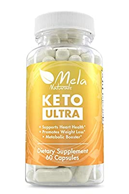 Premium Keto Diet Pills - Ketosis Weight Loss Herbal Supplements - Metabolism Booster, Curb Appetite Suppressant & Heart Health Support for Men & Women with 7 Herbal Fat Burning Ingredients