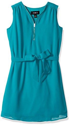 Amy Byer Girls Sleeveless Zipper product image