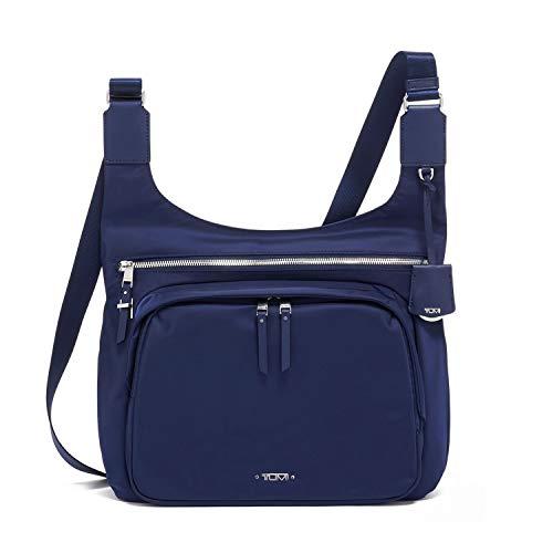 TUMI – Voyageur Siam Crossbody Bag – Messenger Bag for Women – Ultramarine
