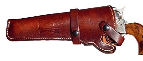 BLUESTONE Wild Bill Holster Barrel, 6-Inch, Left (Bill Belt)