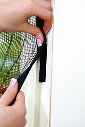 Allstar Innovations: Magic Mesh The New and Improved Stronger Hands-Free Magnet Screen Door To Help Block Mosquitoes and Bugs by Allstar Innovations (Image #3)