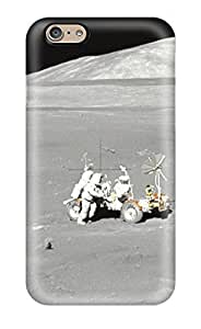 Hot Style SItjIrE14575ZZCnQ Protective Case Cover For Iphone6(moon Landing Photography)