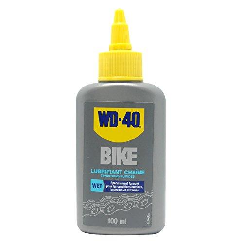 WD-40 Fiets smeermiddel voor ketting, voor vochtige omstandigheden, voor de jacht van vocht, vermindert wrijvingspunten…