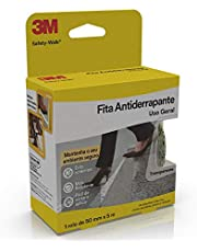 Fita Antiaderente Safety Walk Transparente - 50 mm x 5 m