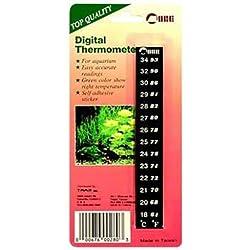 Taam ATA00280 Digital Aquarium Thermometer, 93-Degree