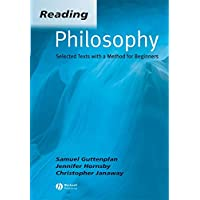 Reading Philosophy: Selected Texts with a Method for Beginners: 9