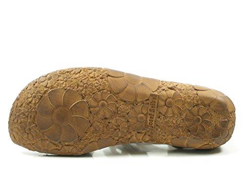 Josef Seibel Rosalie 17, Sandalias de Gladiador para Mujer Marrón (Cognac)