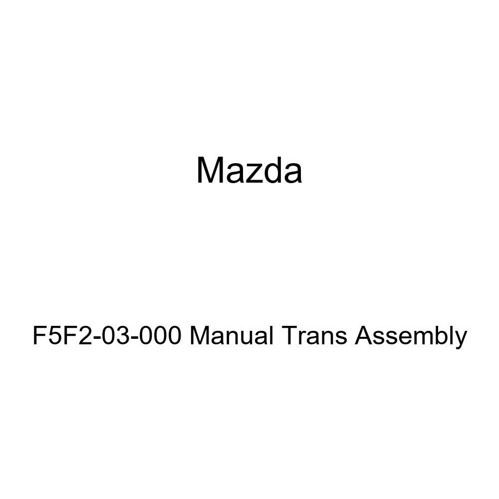 Mazda F5F2-03-000 Manual Trans Assembly