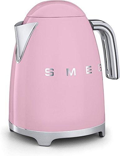 Smeg 1.7 Liter Kettle Pink (Large Image)