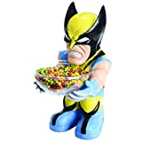 Rubies Costume Marvel Universe Classic Collection Wolverine Candy Bowl Holder