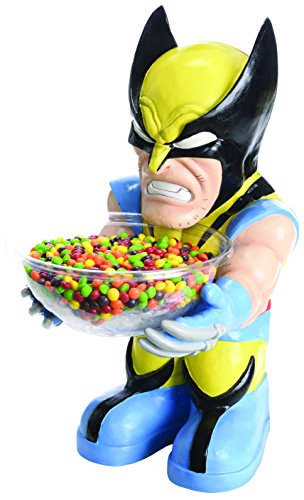 Marvel Classic Wolverine Candy Bowl Holder -