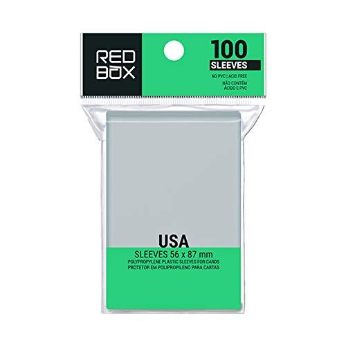 Sleeve – USA (56x87mm) – Redbox
