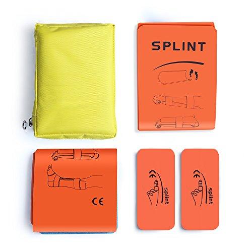 Finger Splint - Rolled Splint Dog Splint Set of 4 by Yomi...