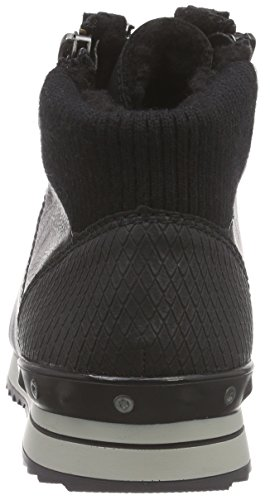 schwarz schwarz RIEKER 990891 Schnuerschuhe Halbschuhe Womens 1 tnqYZ