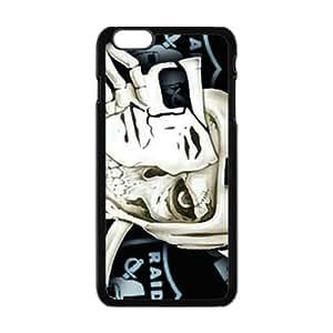 Raiders Logo Hot Seller Stylish Hard Case For Iphone 6 Plus