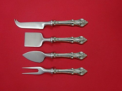 El Grandee by Towle Sterling Silver Cheese Serving Set 4 Piece HHWS Custom
