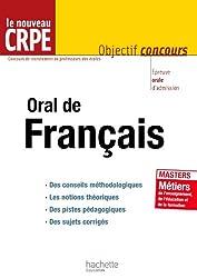 L'épreuve orale de français au nouveau CRPE