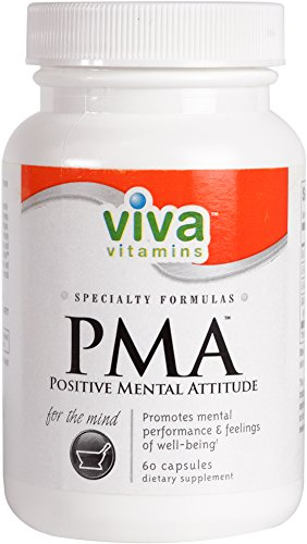 Viva Vitamins Positive Performance Well Being product image