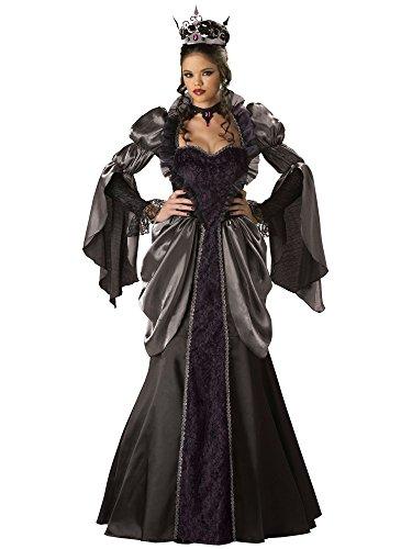 Incharacter Costumes Evil Queen (InCharacter Costumes Women's Wicked Queen Costume, X-Large)