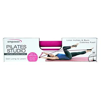 Empower Portable Pilates Studio w/DVD from Fitness Em