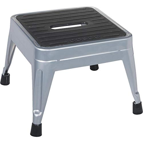- COSCO 11-010PBL 1 Step Steel Stool