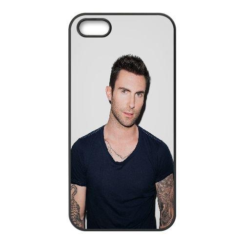 Hc Adam Levine Tattoo Star Plus UI97IL1 coque iPhone 5 5s cellulaire cas de téléphone coque Y4CG2H7NO