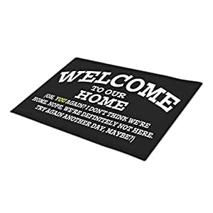 Ppurity Family Humor Decorative Door Mats