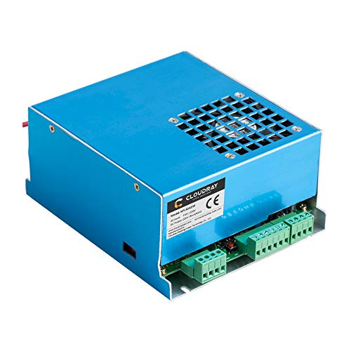 Cloudray 40W PSU Laser Power Supply 110V/220V for CO2 Laser Engraver Cutter MYJG 40W by Cloudray (Image #2)