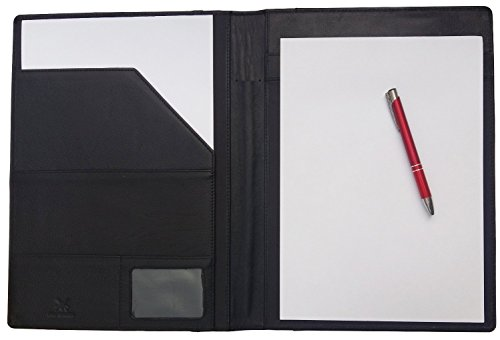 Spider Genuine Leather Portfolio Writing