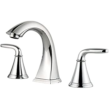 8 in centerset bathroom faucet. Pfister LF049PDCC Pasadena 2 Handle 8 Inch Widespread Bathroom Faucet in  Polished Chrome Weller LG49 WR0K