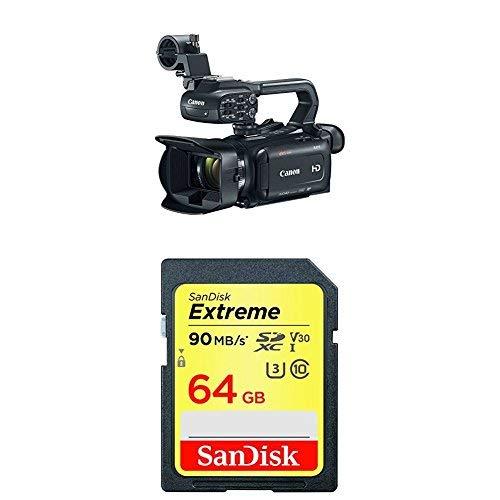 【国内在庫】 Canon XA11 Professional XA11 Camcorder Camcorder and SanDisk Extreme Extreme 64 gb [並行輸入品] B07HRPHR8Y, TKP暮らしの必需品Shop:91a46ed6 --- rcavalcantiadvogados.com.br