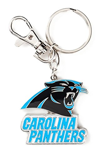 Carolina Panthers - NFL Heavyweight Key Tag With Clip ()