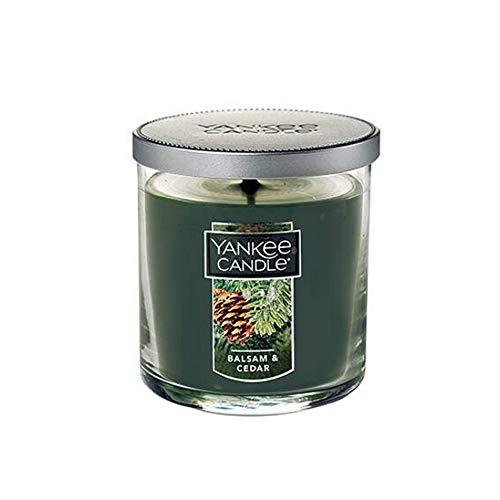 Yankee Candle Small Tumbler, Balsam & Cedar 7 oz