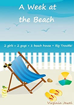 A Week at the Beach by [Jewel, Virginia]